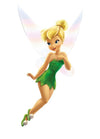 Tinkerbell Fairies Glitter Wall Accents