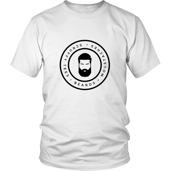 Beards, moustaches, scruffy tees