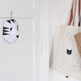 Tote bag Cat - Hariet et Rosie