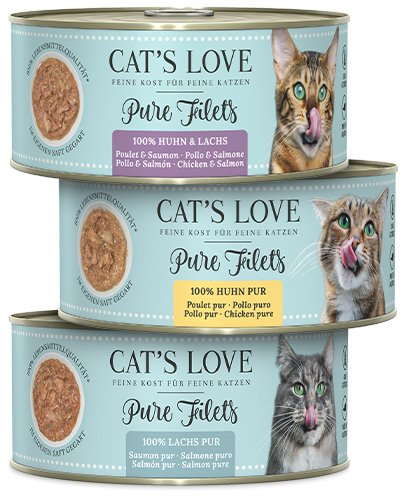 Pure filets Cat's Love