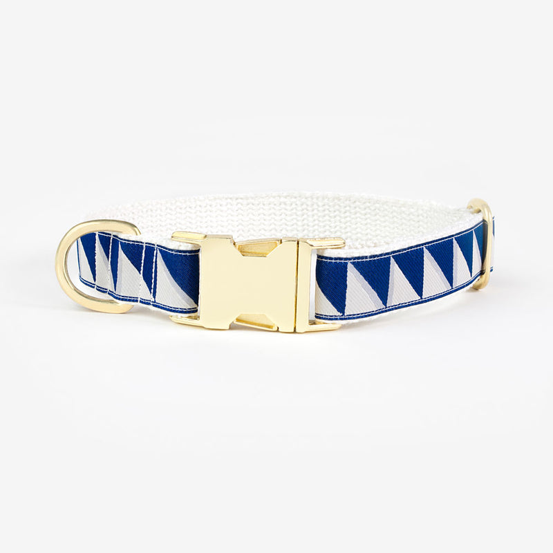 Collier pour chien Nice Grill navy
