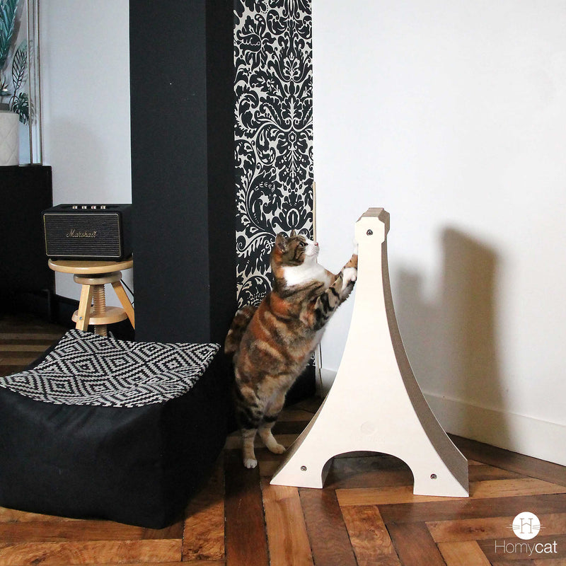 Griffoir pour chat Tour Eiffel Homycat