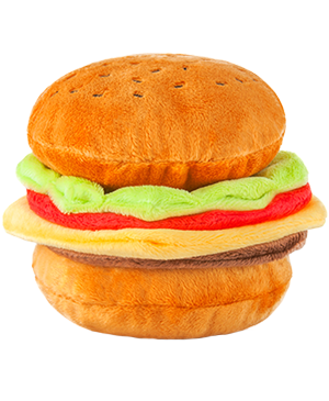 Peluche Hamburger American classic collection