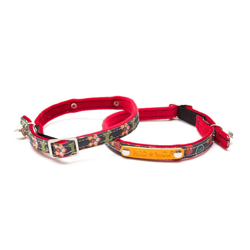 Collier pour chat Lucky dog - Hariet et Rosie