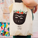 Tote bag Frida Catlo