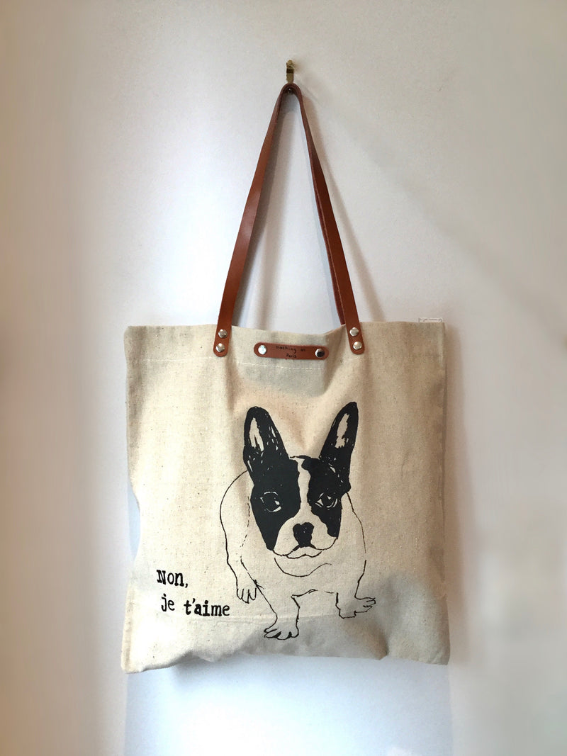 Tote Bag Frenchie