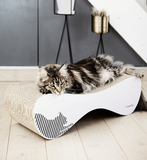 Griffoir design pour chat en carton - VIGO - MY KOTTY