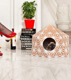 Maison pour chat design Cat Cube