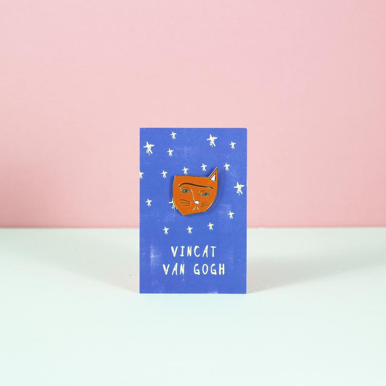 Pin's Vincent Van Gogh
