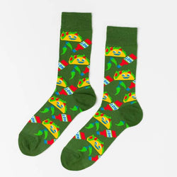 Taco Socks - Large
