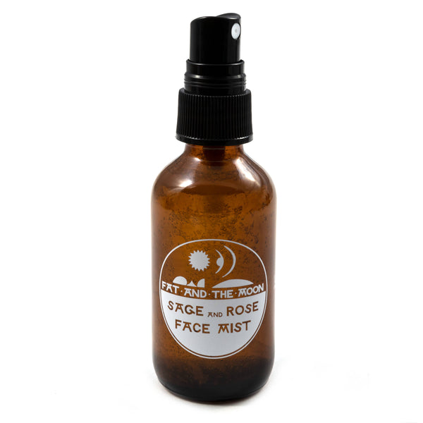 Sage And Rose Face Mist