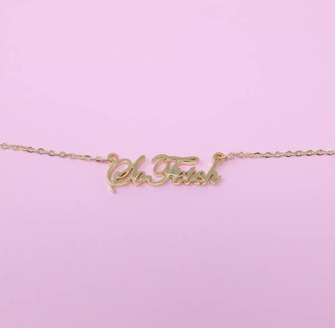 So Fetch Necklace