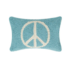 Peace Hook Pillow