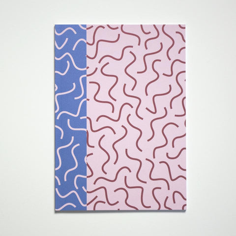 Wiggle Pattern  Notebook