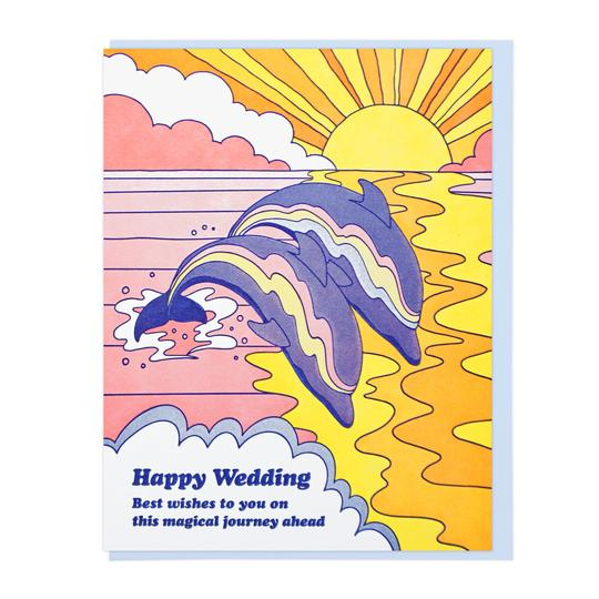 Dolphin Wedding