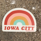 Iowa City Midwest Stickers