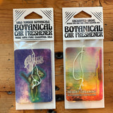 Botanical Car Fresheners