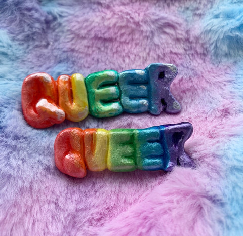 Queer Clay Pins