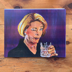 Lucille Bluth Print