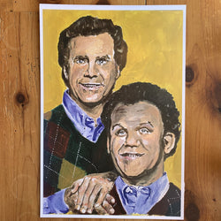 Step Brothers Print