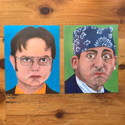 The Office Print Set