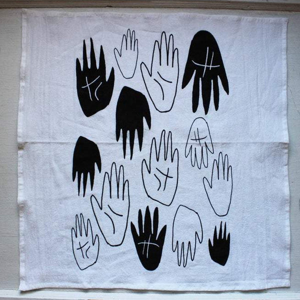 Palm Reading Tea Towel