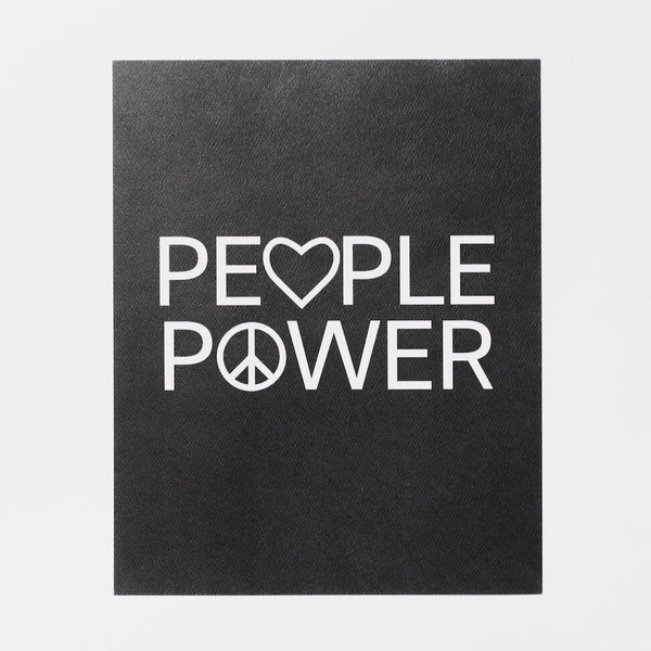 People Power Print