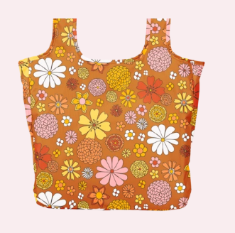 Large Twist & Shout Reusable Tote
