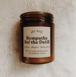 Sympathy for the Devil 8oz Candle