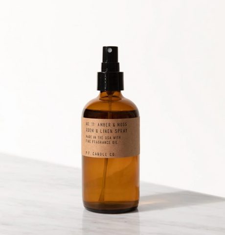 Amber & Moss Room Spray - PF Candle Co.