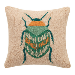 Bug Hook Pillow