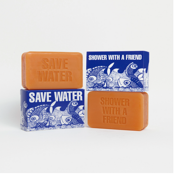 Save Water - Shower With A Friend Soap