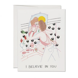 Self Reflection (I Believe In You) Card