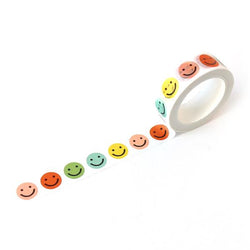Smiley Washi Tape