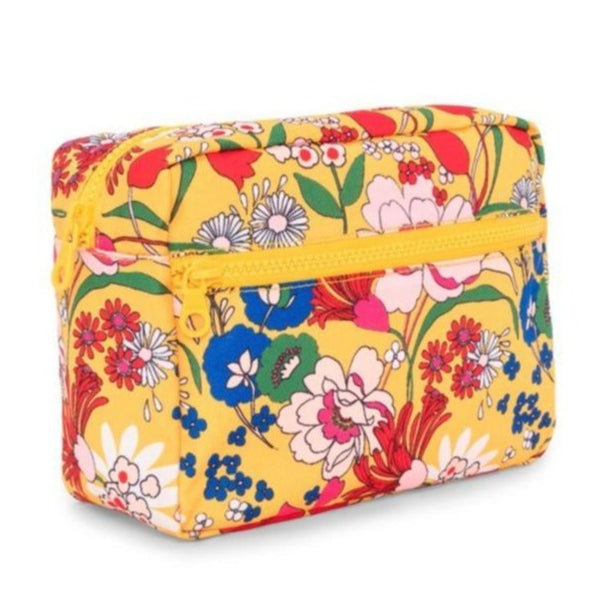 Sunshine Super Bloom Cosmetic Bag