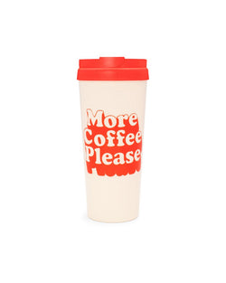 Thermal Mug - More Coffee Please