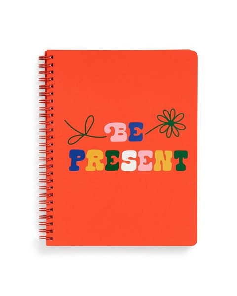 Be Present Notebook