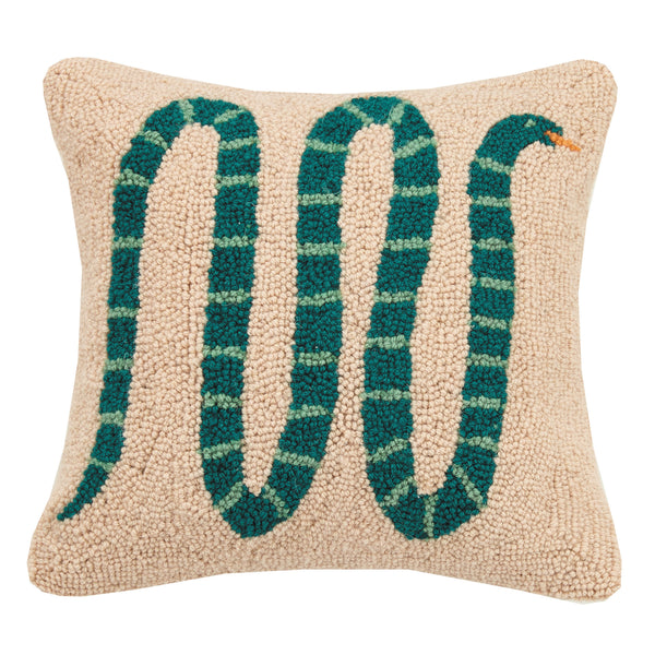 Snake Hook Pillow