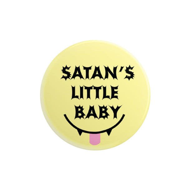 Satan's Little Baby Button