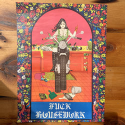 Fuck Housework Poster