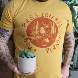 Passionate About Plants Tee