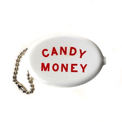 Candy Money Coin Wallet Keychain