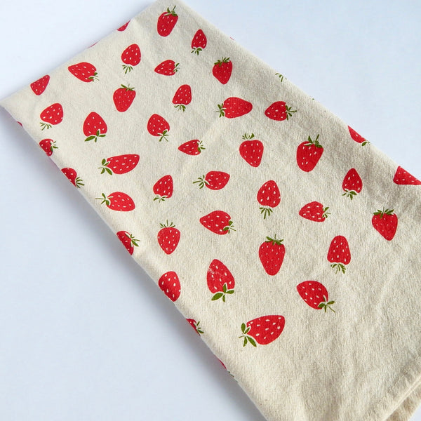 Strawberry Kitchen Towel