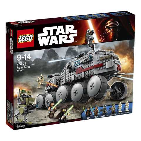 LEGO Star Wars - 75151 Clone Turbo Tank