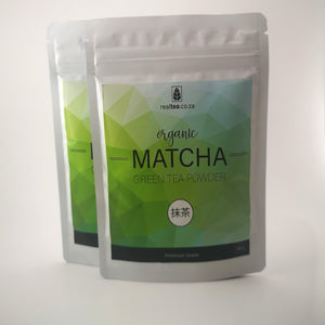 Combo Deal! Original Matcha and 2nd Packet of your choice (100g)