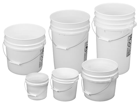 Buckets without Lids