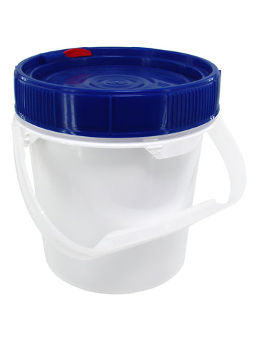 0.6 Gallon Screw-top Bucket