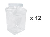 128 oz PET Container - TankBarn