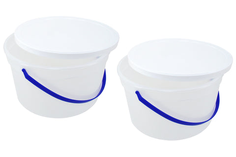 1 Gallon Ice Cream Tub with Lid