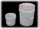 1 Gallon Bucket